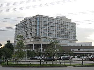 富山赤十字病院
