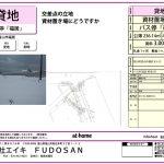 富山市福居81-12交差点。資材置き場にどうですか!