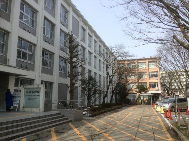 国立富山大学五福キャンパス