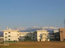 富山市立上滝中学校