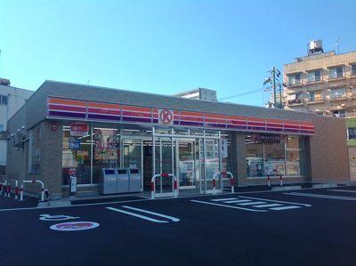 サークルK富山中央通り二丁目店