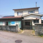 貸家 魚津市北鬼江385-1 さっぱりしましたー。