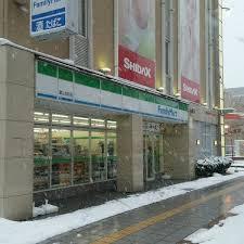 ファミリーマート富山本町店