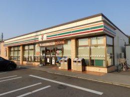 セブンイレブン富山中市店