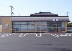 セブンイレブン富山藤木店