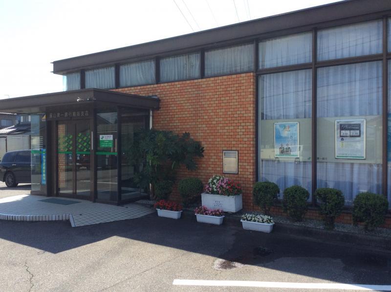 富山第一銀行鵜坂支店