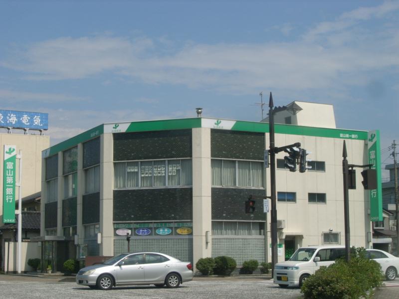 富山第一銀行東町支店