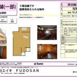 富⼭市桜⽊町 14-6   貸店舗(三階)居抜き