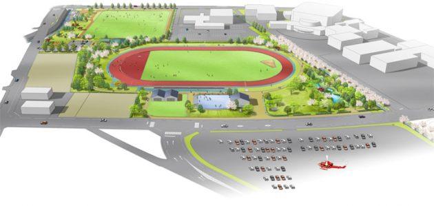 スポーツ・健康の森公園