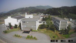 黒部市立宇奈月中学校