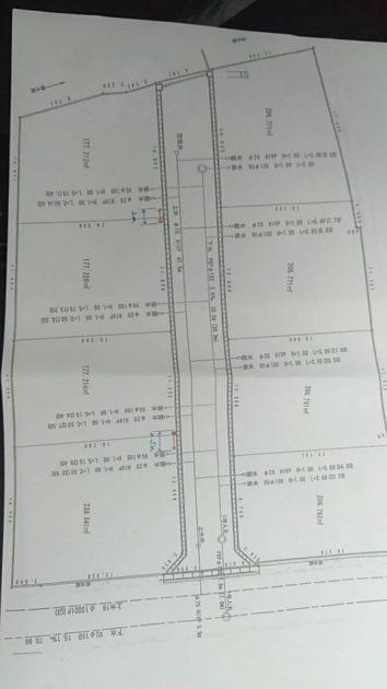 電柱配置図
