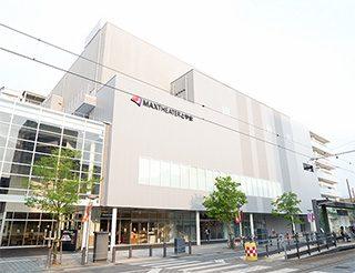 ユメタウン総曲輪(映画館・ショップ)