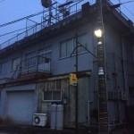 富山市某所でアスベストの除去を行いました!