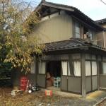 老朽化した木造住宅の解体を行いました!