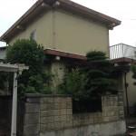 RC造住宅の解体と不用品の処分