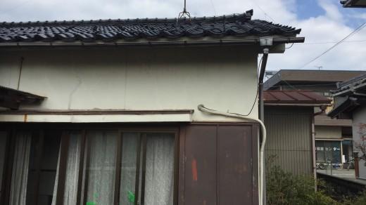20170623u01 - 壁や窓の汚れ