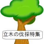 立木の伐採特集 in 富山