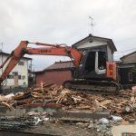 ふつうの解体2。一軒家にかかる解体の期間について。