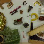 「再生アート(廃棄物アート)」その12 ~箱アートを作る手順は2通りです~